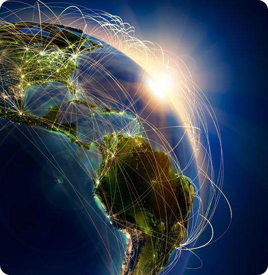 QUINABRA - TECNOLOGIA PRESENTE NO MUNDO